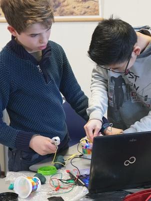 Game Design Workshops Basisschool
