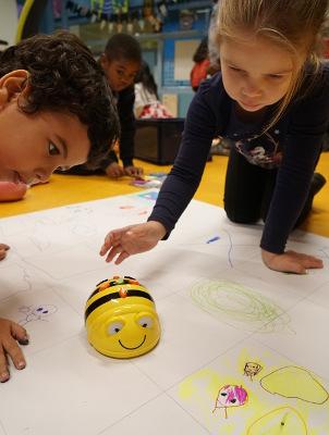 Robot Workshops Basisschool